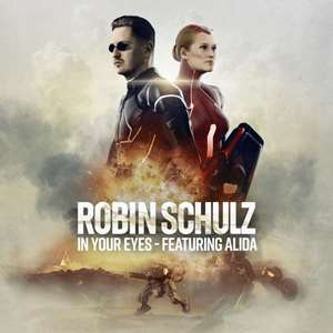 ROBIN SCHULZ - ALIDA-IN YOUR EYES